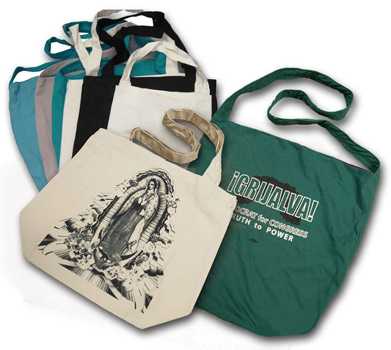 Printed Tote Bags