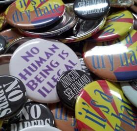 Derechos-Buttons