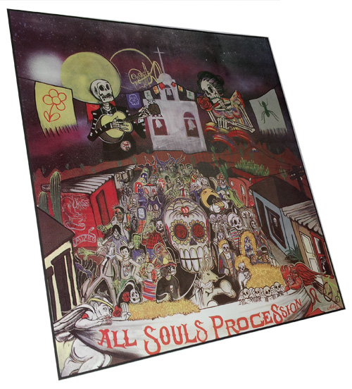 All Souls Procession - CMYK